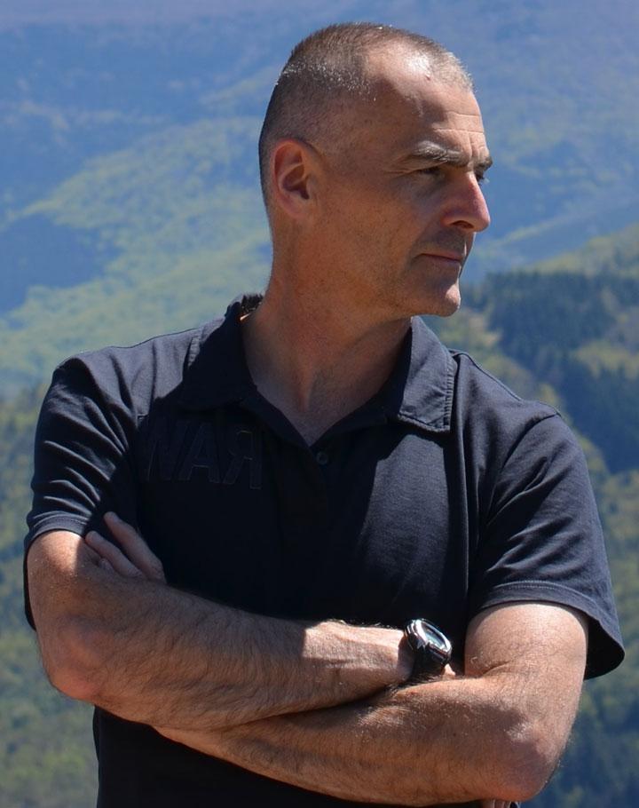 Benoît Dupart guide voyage Balkans