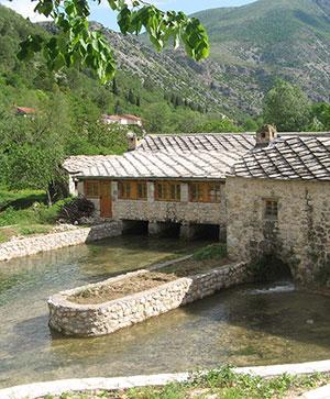 Voyage randonnée balkans- bosnie - montenegro