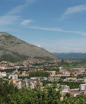 Agence de voyage Bosnie et Montenegro